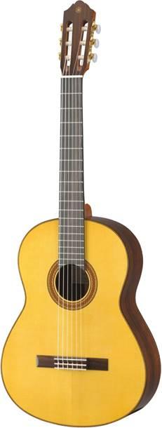 Yamaha CG192S Solid Spruce