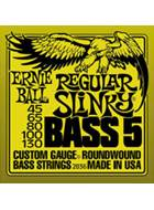 Ernie Ball 2836 5-String Bass 45-130