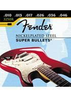 Fender 3250R Super Bullets 10-46