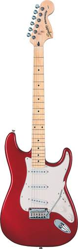 Squier Standard Strat Candy Apple Red MN