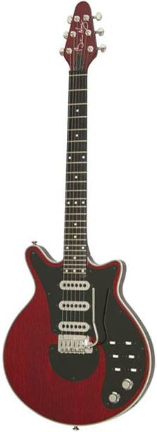 Brian May Antique Cherry