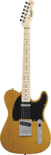 Squier Affinity Tele MN Butterscotch Blonde