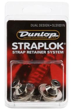 Dunlop SLS1031 Nickel Straploks