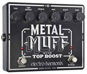Electro Harmonix Metal Muff with Top Boost