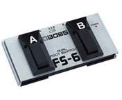 BOSS FS6 Momentary/Latch A/B Footswitch
