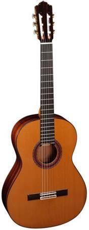 Almansa 434 Classical-Solid Cedar Top
