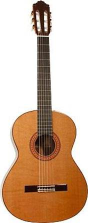 Almansa 435 Classical Solid Cedar Top/Rosewood back and sides/Ebony fingerboard