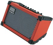 Roland Cube Street Gig Amp Red