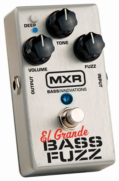 MXR EL Grande Bass Fuzz M182