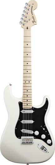 Fender Billy Corgan Strat Olympic White