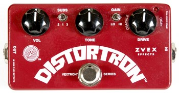 ZVEX Distortron Distortion Pedal Vextron Series