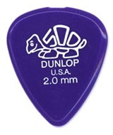 Dunlop 41P2.0 Delrin 500 Standard 12/Play Pack Picks