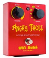 Way Huge Angry Troll Boost Pedal