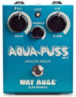 Way Huge Aqua Puss Analogue Delay Pedal