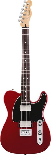 Fender Blacktop HH Telecaster RW Candy Apple Red