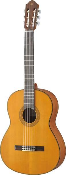 Yamaha CG122MC Classical Cedar