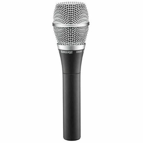 Shure SM86 Handheld Condenser Microphone