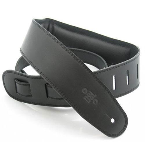 DSL GEG25-15-1 Leather 2.5 Inch Black