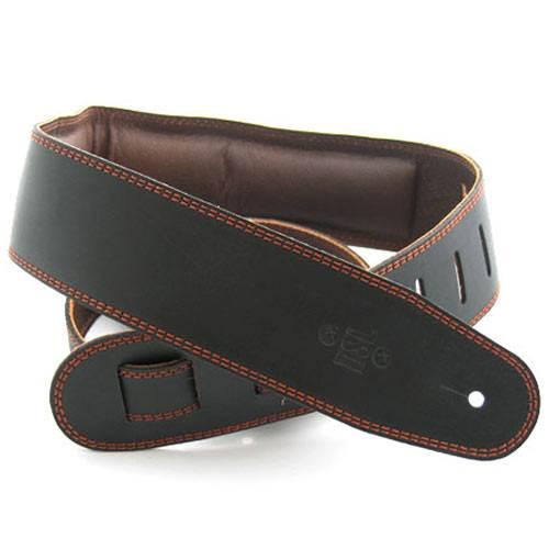 DSL GEG25-15-2 Leather 2.5 Inch Black/Brown