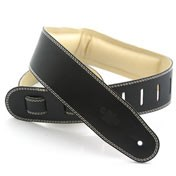 DSL GEG25-15-3 Leather 2.5 Inch Black/White