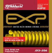 D'Addario EXP12  Acoustic Strings - 13-56