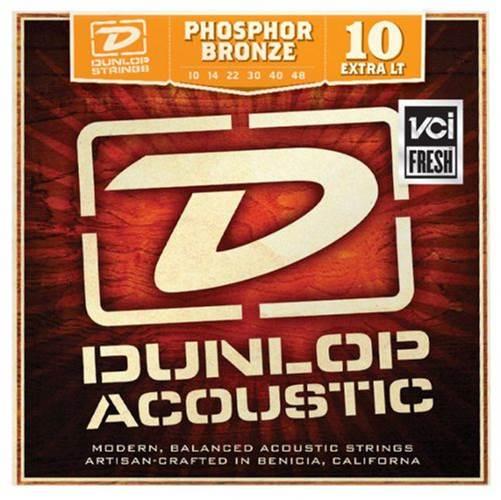 Dunlop DAP1006 10-48 Acoustic Strings