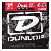Dunlop DBN2014 45-105 Nickel Bass Strings