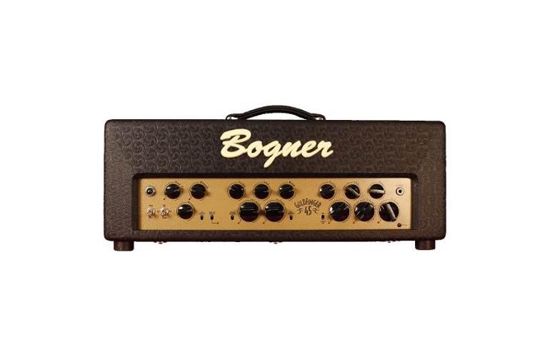 Bogner Goldfinger 6V6 45 Watt Head w/Reverb