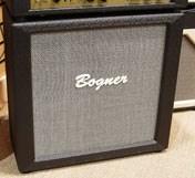 Bogner 212 Cab Goldfinger Style Open Back