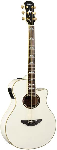 Yamaha APX1000 Pearl Snow White