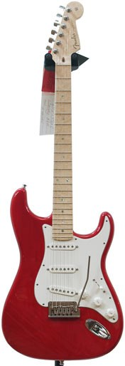 Fender Custom Shop 2011 Custom Deluxe Stratocaster Candy Red MN