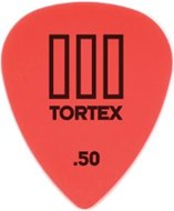 Dunlop 462P.50 Tortex III 12/Play Pack Picks