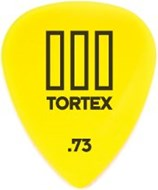 Dunlop 462P.73 Tortex III 12/Play Pack Picks