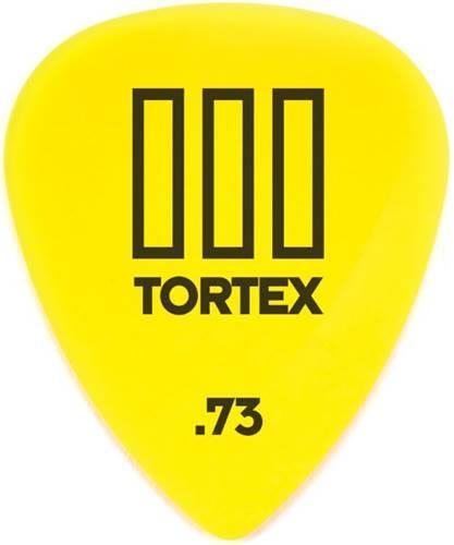 Dunlop 462P.73 Tortex III 12/Play Pack Picks