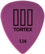 Dunlop 462P1.14 Tortex III 12/Play Pack Picks
