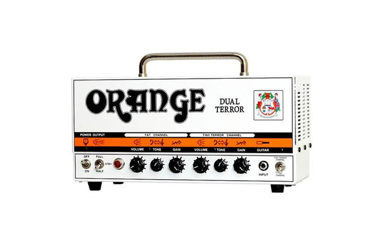 Orange DT30 Dual Terror Head