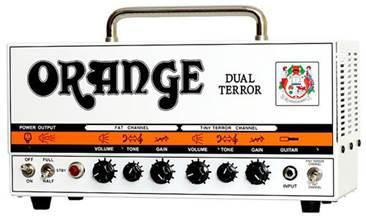 Orange DT30 Dual Terror Head