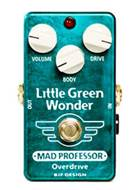 Mad Professor Little Green Wonder Overdrive PCB
