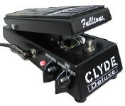 Fulltone Clyde Deluxe Wah with Booster/Buffer