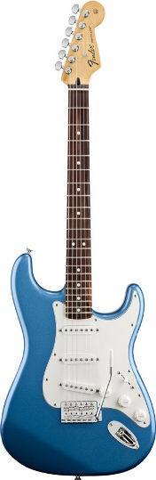 Fender Standard Strat Lake Placid Blue RW