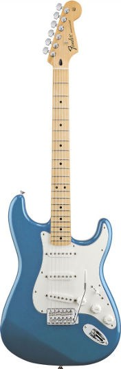 Fender Standard Strat Lake Placid Blue MN