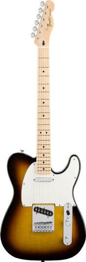Fender Standard Tele Brown Sunburst MN