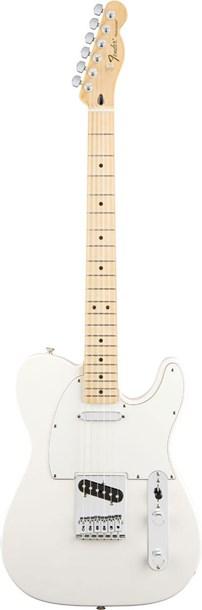 Fender Standard Tele Arctic White MN