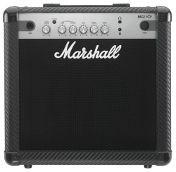 Marshall MG15CF 15 Watt Guitar Combo Carbon Fibre
