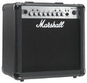 Marshall MG15CFX 15 Watt Guitar Combo Carbon Fibre