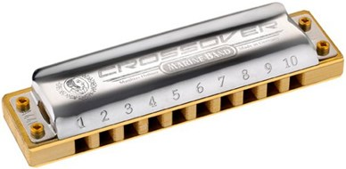 Hohner Crossover Harmonica G