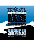 Ernie Ball 2806 Nickel Flatwound Bass
