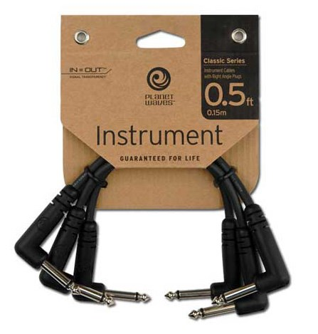Planet Waves Classic Series Patch Cables