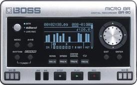 BOSS BR-80 Micro BR