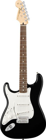Fender Standard Strat Black LH RW
